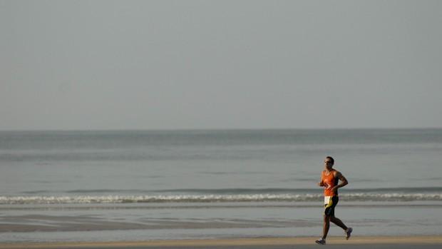 Praia circuito (Foto: Ivan Padovani)