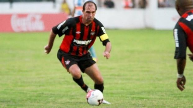 Paulo Baier, do Atlético-PR (Foto: Divulgação/Atlético-PR)