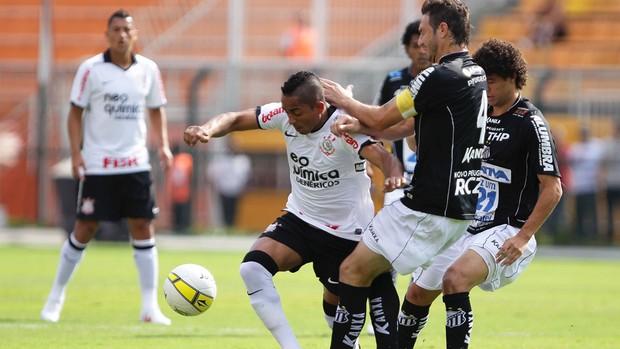 Jorge Henrique Corinthians x Bragantino (Foto: Wagner Carmo / Ag. Estado)