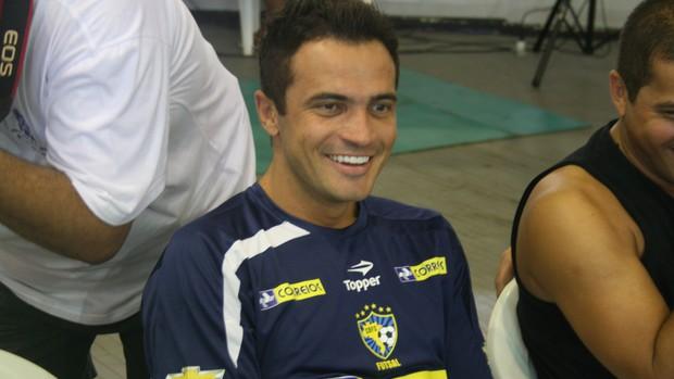 Treino da Seleção Brasileira no Constâncio Vieira (Foto: Thiago Barbosa (GLOBOESPORTE.COM))