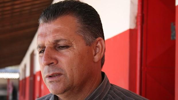 Zé Humberto deixa o Sergipe (2) (Foto: Felipe Martins/GLOBOESPORTE.COM)