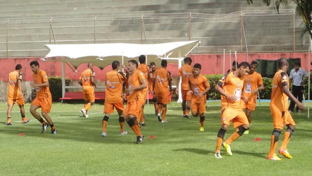 vitória; treino (Foto: Raphael Carneiro/Globoesporte.com)
