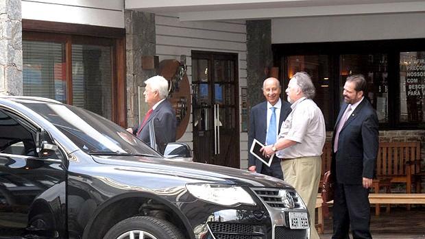 Ricardo Teixeira  (Foto: Márcio Iannaca / Globoesporte.com)