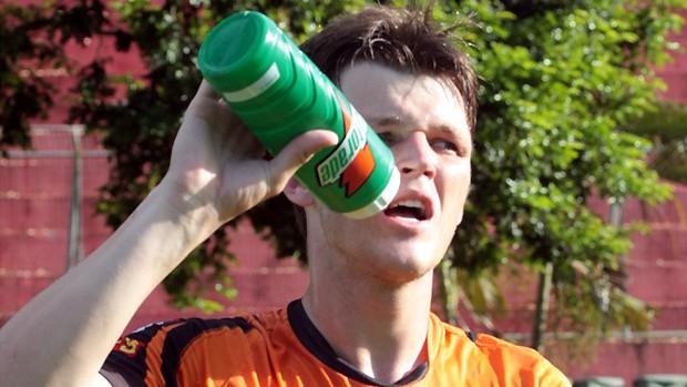 Renan, goleiro do Vitória (Foto: Divulgação/EC Vitória)