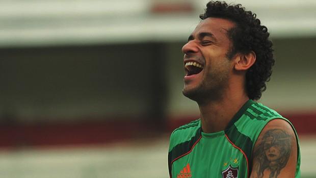 fred fluminense   (Foto: Ralff Santos/Fluminense F.C.)