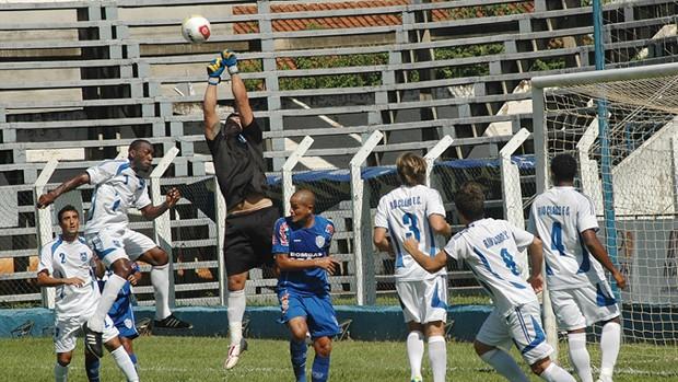 Monte Azul empata com o Rio Claro em 0 a 0 (Foto: Waldemar Garcia Filho / Assessoria Monte Azul Paulista)