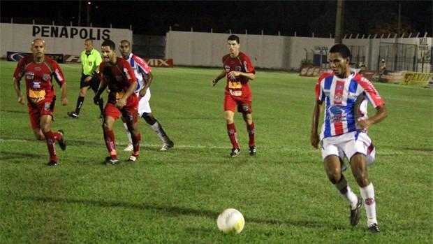 Penapolense x Velo Clube - Dominguinhos (Foto: Silas Reche/Penapolense)
