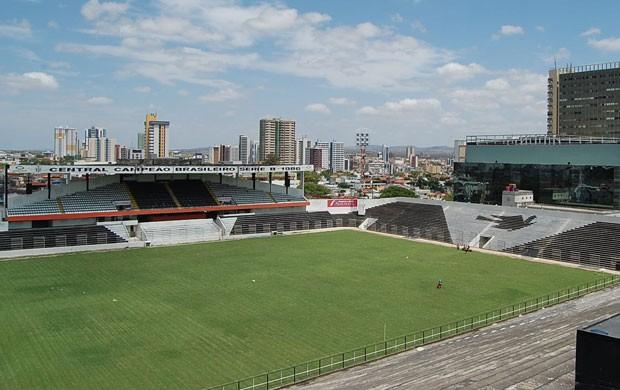 Estádio Luís Lacerda, Lacerdão - Central (Foto: Tiago Medeiros / GloboEsporte.com)