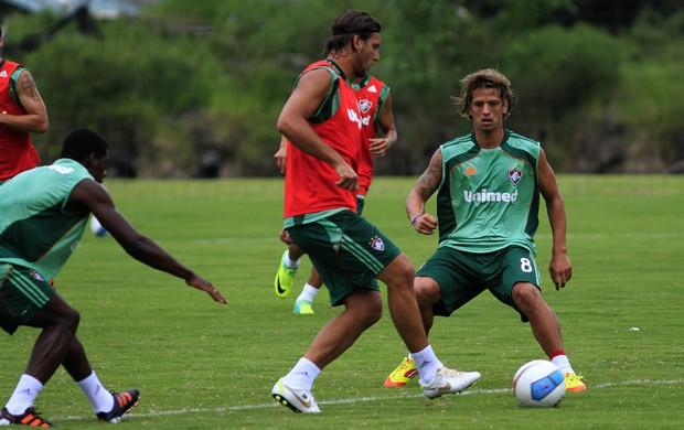 rafael moura coletivo fluminense (Foto: Nelson Perez/FluminenseF.C.)