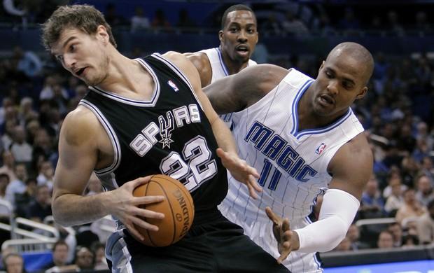 Tiago Splitter NBA (Foto: AP)
