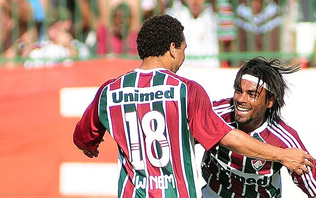 Wellington Nem Fluminense (Foto: Ag. Estado)