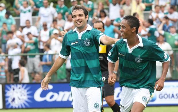 Goiás x Aparecidense (Foto: Mantovani Fernandes/O Popular)