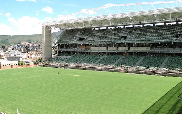 estádio Independência  (Foto: Elton Novais)
