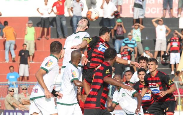 Icasa x Guarani de Juazeiro pelo Campeonato Ceará 2012 (Foto: Normando Sóracles/ Ag. Miséria de Comunicação)