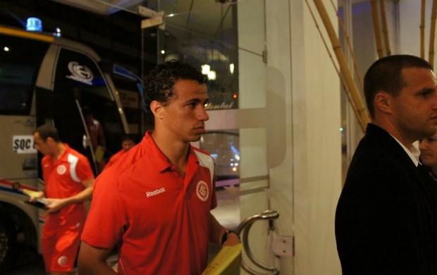 Chagada Inter em Manizales Damião (Foto: Diego Guichard / Ge.com)