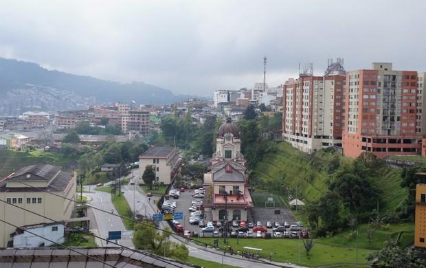 Manizales Inter Once Caldas (Foto: Diego Guichard / GLOBOESPORTE.COM)