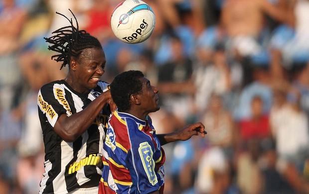 Andrezinho, Madureira x Botafogo (Foto: Fernando Soutello/Agência Estado)
