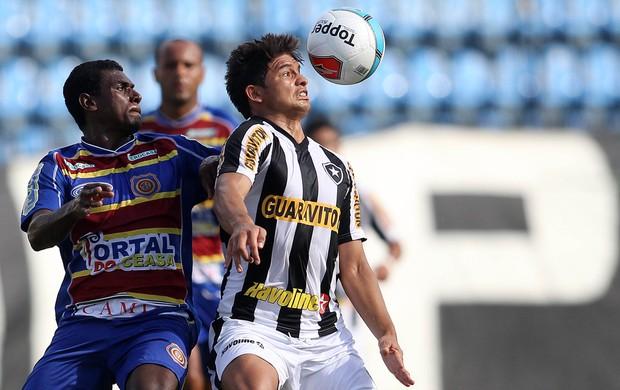 Elkeson, Madureira x Botafogo (Foto: Fernando Soutelllo/AGIF)