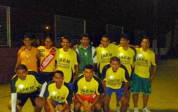 Equipe da LMD Osvaldo Frota (Foto: Bruno Simão/LMD Osvaldo Frota)