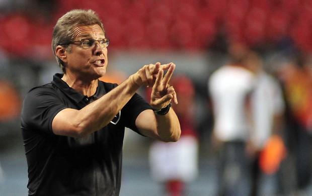 Oswaldo de Oliveira Botafogo (Foto: Wallace Teixeira / Ag.Estado)