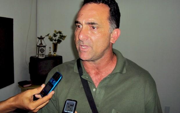 Carlos Tozzi (Foto: Adeilson Albuquerque/Globoesporte.com)