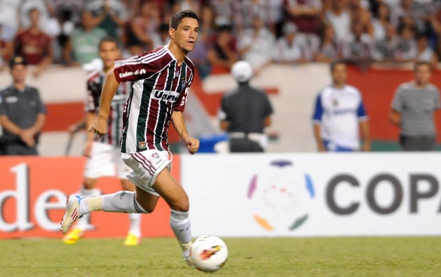 Thiago Neves Fluminense (Foto: Dhavid Normando / Photocamera)