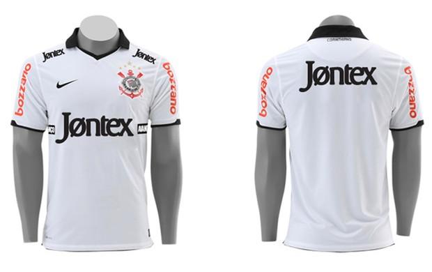 camisa nova corinthians (Foto: Divulgação)