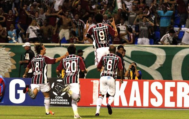 fluminense x arsenal gol (Foto: Nelson Perez/FluminenseF.C.)