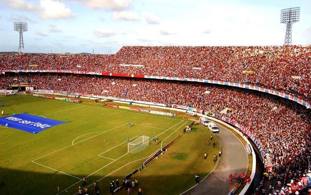 Estádio do Arruda (Foto: Aldo Carneiro)
