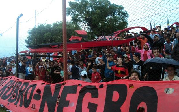 14 de julho torcida (Foto: Divulgação)
