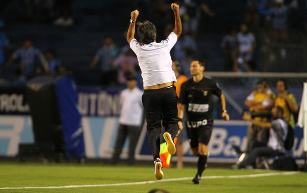 Caio Júnio Grêmio santa cruz gauchão (Foto: Lucas Uebel/Grêmio FBPA)