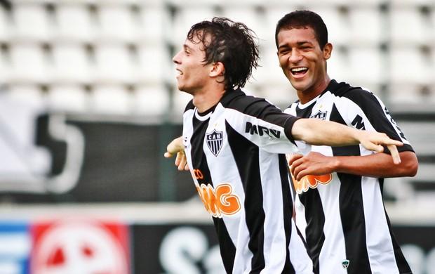 bernard atlético-mg x caldense (Foto: Bruno Cantini/Flick Atlético-MG)