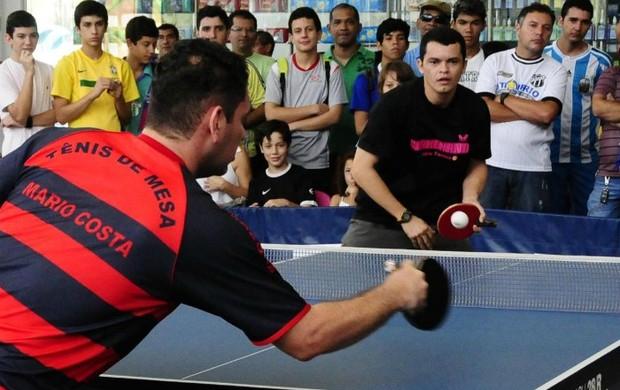 Torneio inicio é a primeira competição de 2012 da FTMA (Foto: Antonio Lima Divulgação)