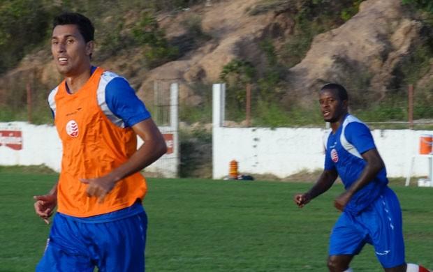 Marquinho - Náutico (Foto: Elton de Castro/GloboEsporte.com)