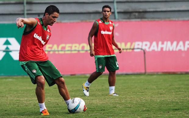 thiago neves fluminense treino (Foto: Ralff Santos/Fluminense F.C.)