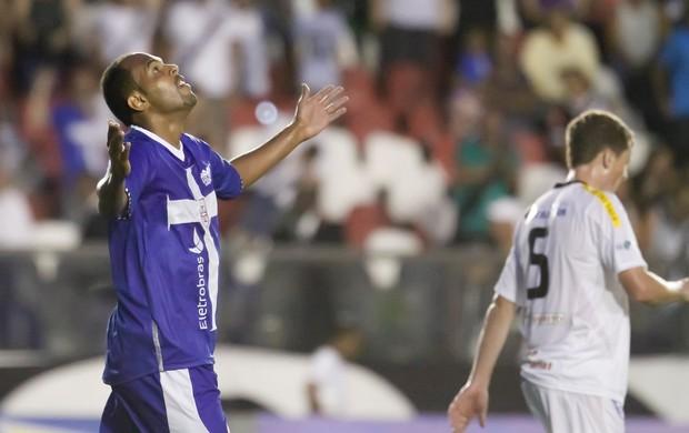 Alecsandro gol Vasco (Foto: Ide Gomes / Ag. Estado)