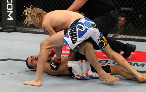 UFC Jonathan Brookins x Vagner Rocha (Foto: Getty Images)