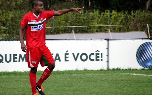 Felipe Adão, atacante do Serrano (Foto: Divulgação / Serrano)