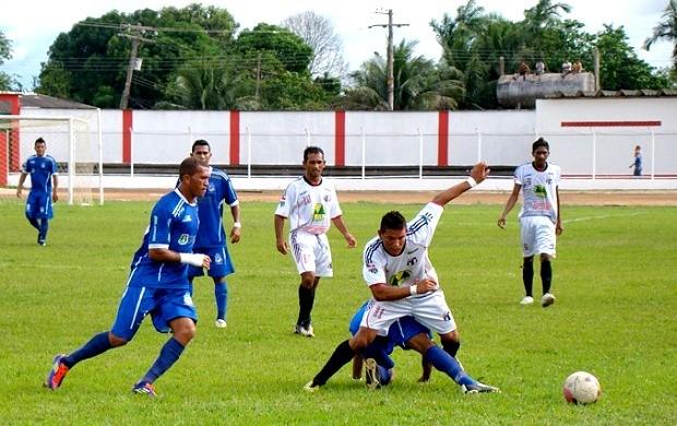 Penarol empata em 2 a 2 com o Operário, em Manacapuru (Foto: Divulgação/Francimar Lima)