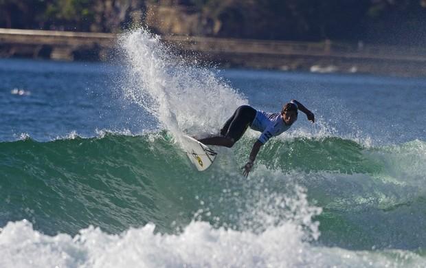 Alex Ribeiro surfe WQS Australian Open (Foto: ASP)