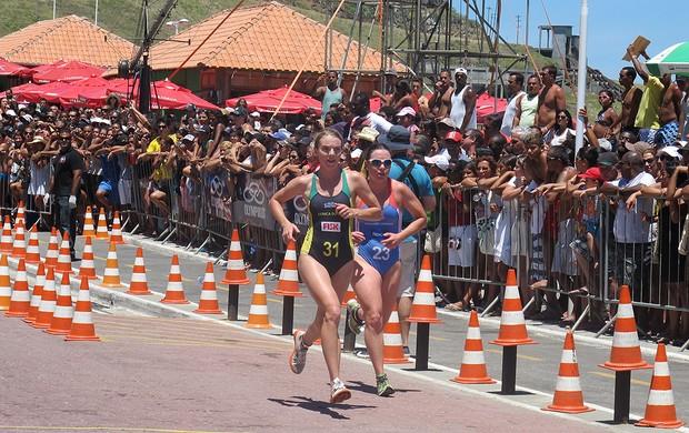 Andrea Steyn Mundialito de Triatlo Rápido em Arraial do Cabo (Foto: Ana Carolina Fontes / Globoesporte.com)