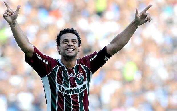 fred fluminense gol vasco (Foto: andré Durão / Globoesporte.com)