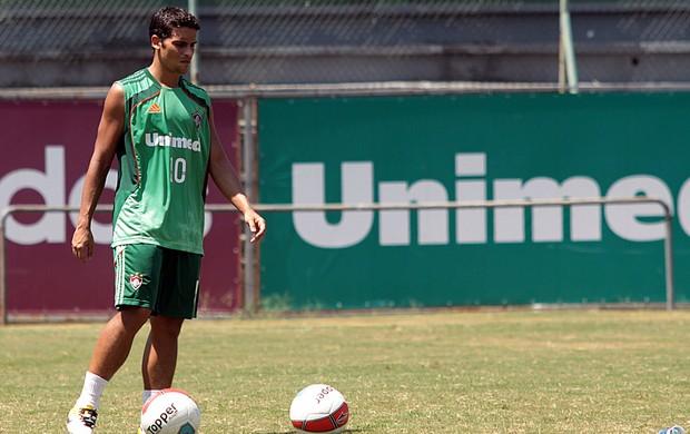 jean fluminense treino (Foto: Ralff Santos/Fluminense F.C.)