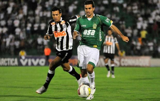 henrique santos x guarani (Foto: Rodrigo Villalba / Memory Press)