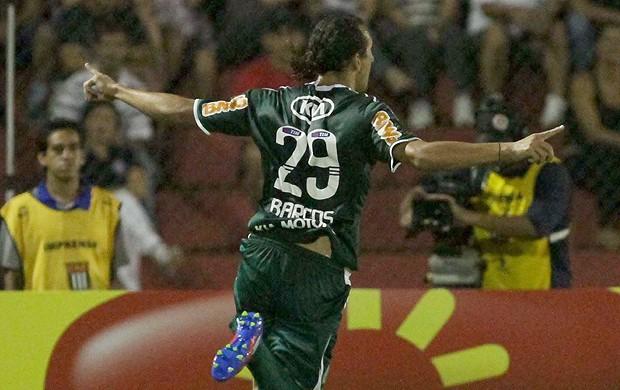 Barcos gol Palmeiras (Foto: Célio Messias / Ag. Estado)