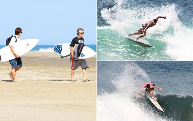 andré pedro barros surfe (Foto: Arquivo Pessoal)