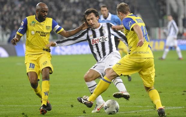 Pirlo Juventus Chievo (Foto: Reuters)