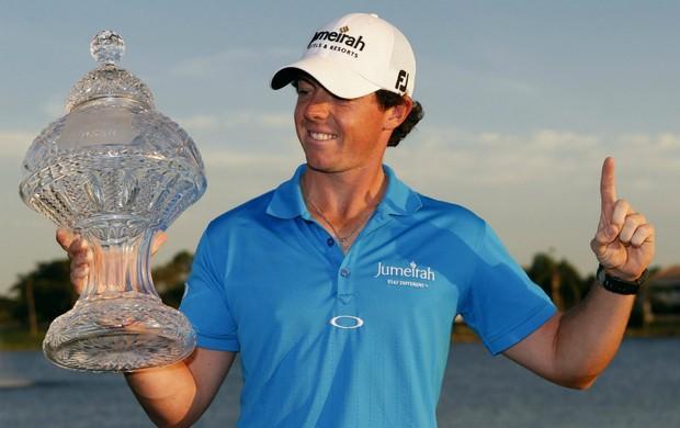 golfe Rory McIlroy número 1 do mundo (Foto: Reuters)