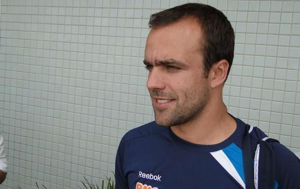 Roger Cruzeiro (Foto: Marco Antônio Astoni/Globoesporte.com)