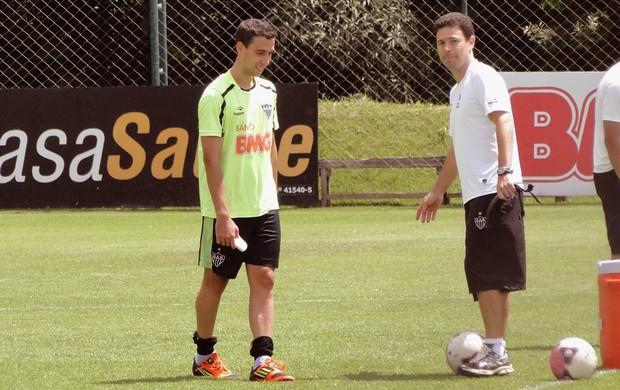 Fillipe Soutto no Atlético-MG (Foto: Leonardo Simonini / Globoesporte.com)
